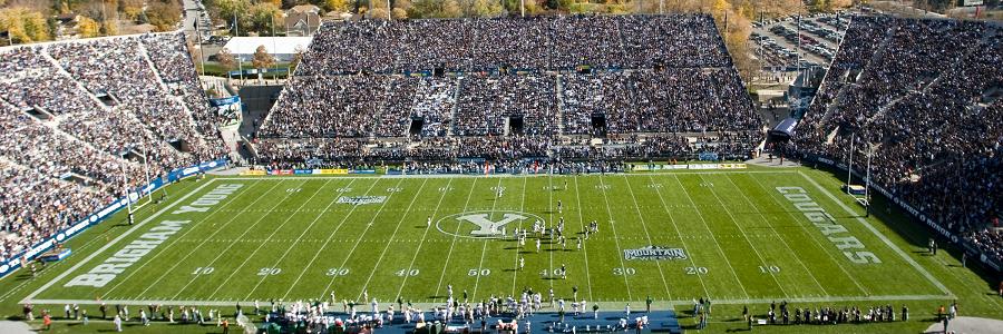 Cincinnati @ BYU College Football Lines Report