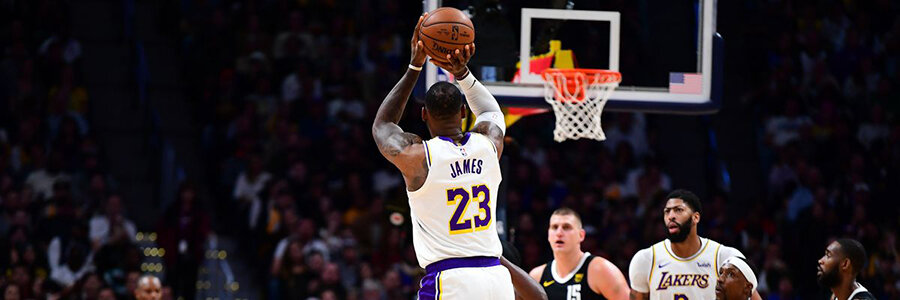 Lakers vs Nuggets 2020 NBA Betting Lines & Game Preview