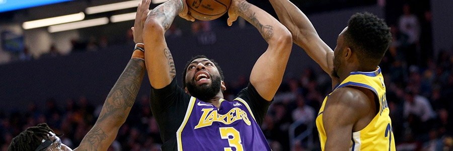Lakers vs Warriors 2020 NBA Game Preview & Betting Odds