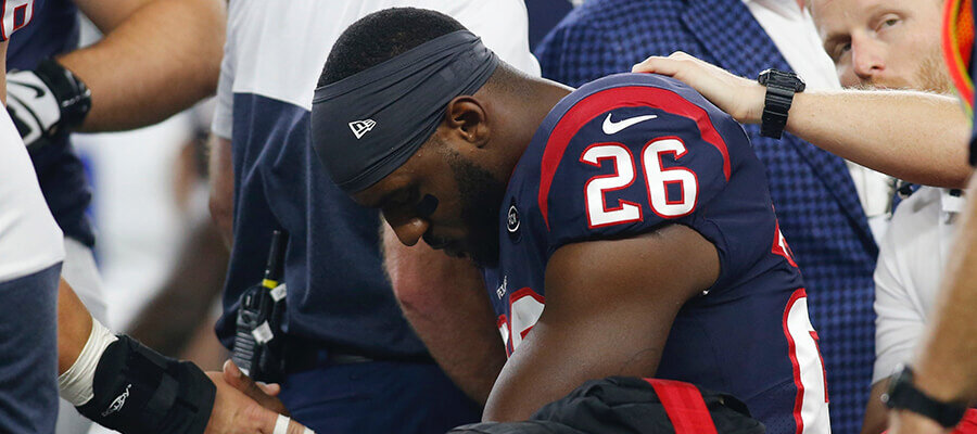 Lamar Miller NFL Comeback Player of the Year Odds