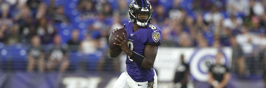 The Ravens are huge favorites against the Browns in NFL Week 16.