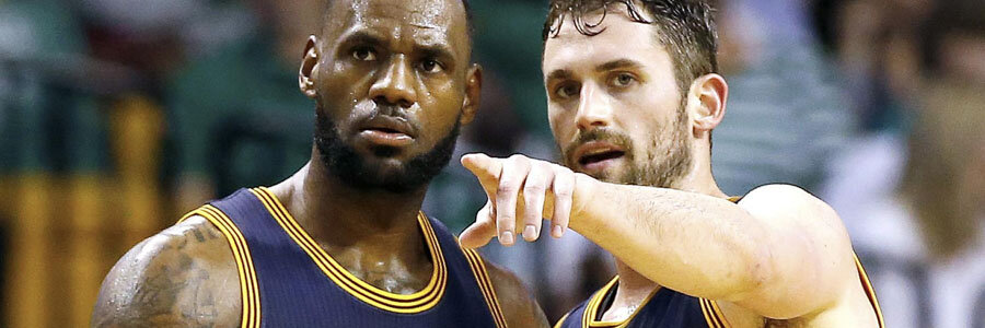 Top NBA Betting Props for the 2018 Eastern Conference Finals.