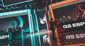 League Of Legends LEC Weekend Matches Odds April 10th