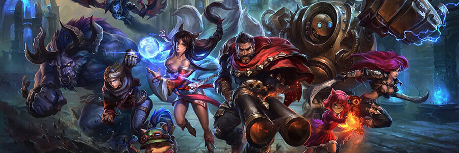 League of Legends Weekend Matches Odds - April 3rd