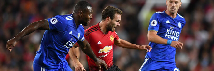 Manchester United vs Leicester City English Premier League Odds & Pick.
