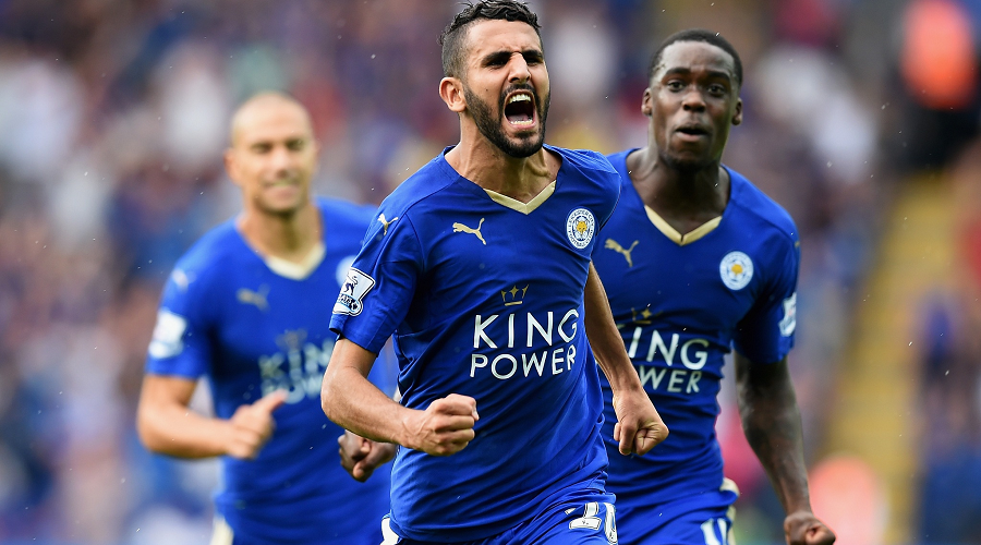 Leicester City 2015