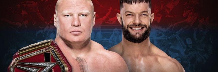 2019 WWE Royal Rumble Odds, Preview & Picks
