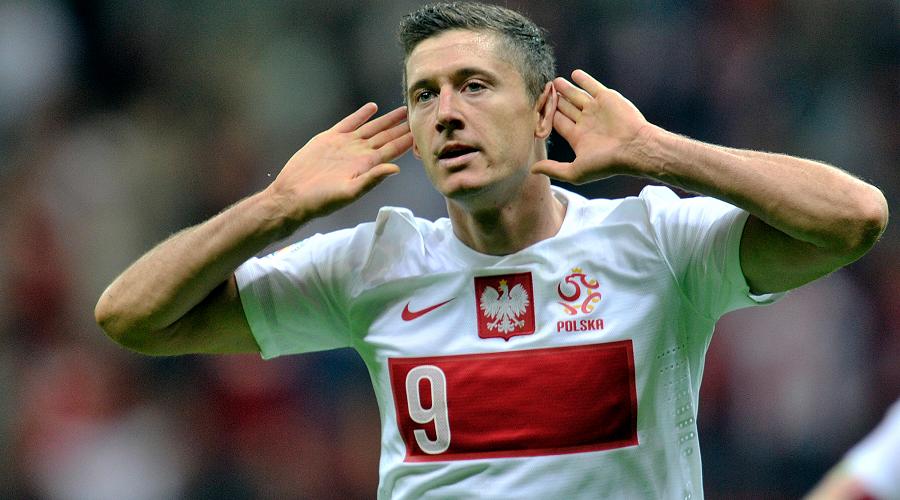 Lewandowski Poland