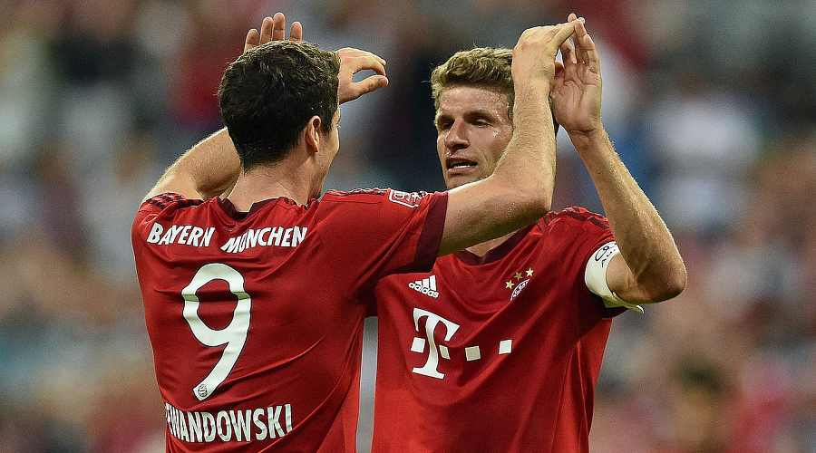 Lewandowski and Muller