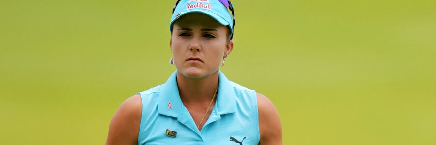 Lexi Thompson is one of the favorites to win the 2018 QBE Shootout.