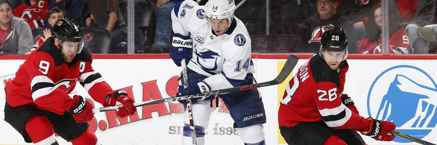 Tampa Bay is not a safe NHL Betting pick for this week.