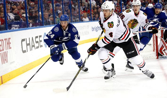 Lightning vs Blackhawks Stanley Cup