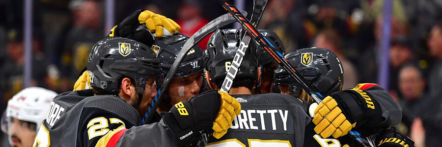 Lightning vs Golden Knights 2020 NHL Game Preview & Betting Odds