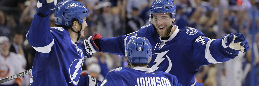 TB Lightning vs NY Islanders NHL Playoffs Game 3 Odds Preview