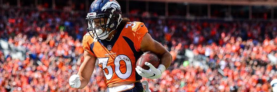 Titans vs Broncos should be a good run battle.