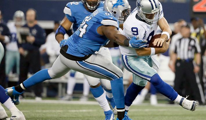 Lions vs Cowboys 2014