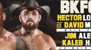 BKFC 10 Lombard vs Mundell Preview & Odds