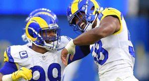Los Angeles Rams vs Indianapolis Colts