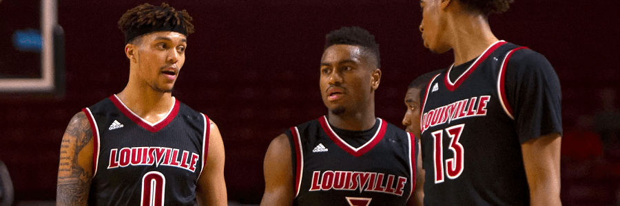 Louisville has been pretty strong even knowing they won't play for anything.