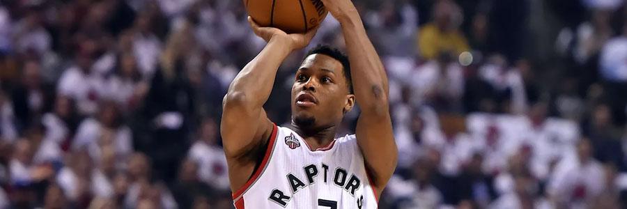 Rockets vs Raptors is going to be a battle.