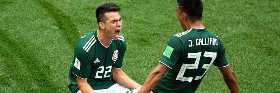 Now, Mexico is the 2018 World Cup Group F Betting favorite.