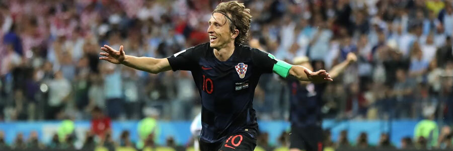Croatia comes in as the 2018 World Cup Betting favorite against Iceland.