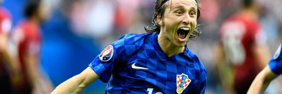 Croatia is not the 2018 World Cup Betting favorite to win Group D.