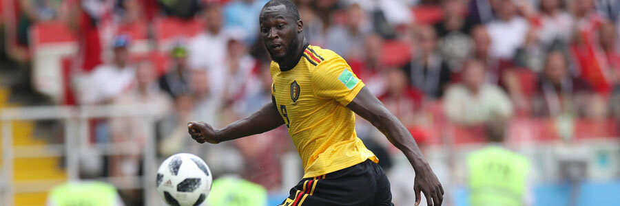 Belgium comes on top of the 2018 World Cup Lines against England.