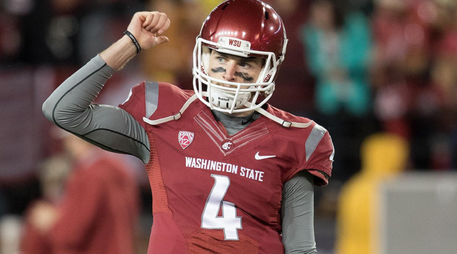 Luke Falk Washington State