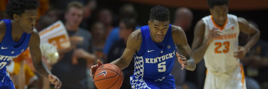 MAR 03 - Kentucky Vs Texas A&M Odds, Expert Pick & TV Info