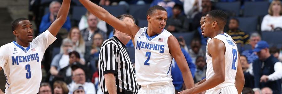 MAR 03 - Memphis Vs SMU Betting Odds, Pick & TV Info