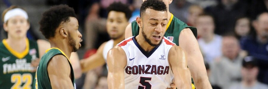 MAR 09 - Is No 4 Gonzaga A Winning Pick For 2017 NCAA Championship