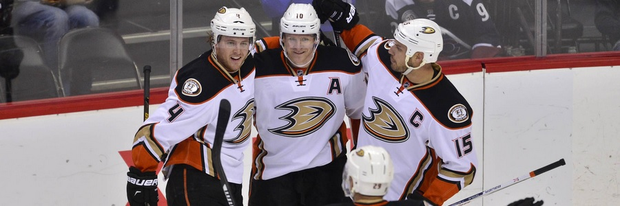 MAR 10 - Anaheim At St. Louis Betting Lines, Pick & TV Info
