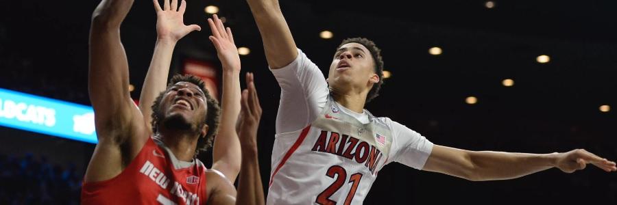 MAR 10 - Is No 7 Arizona a Winning Pick For 2017 NCAA Championship
