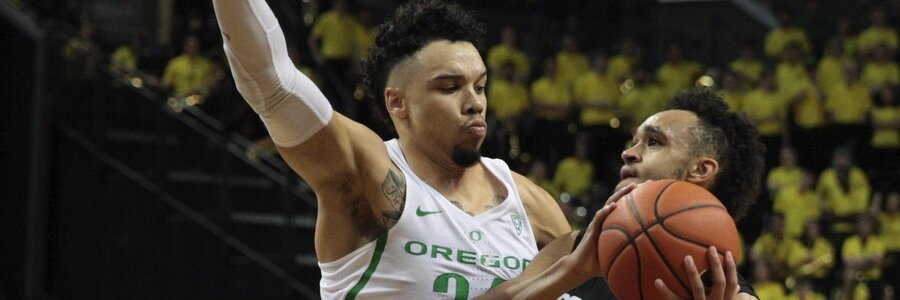 MAR 13 - Is 6 Oregon A Winning Pick For 2017 NCAA Championship