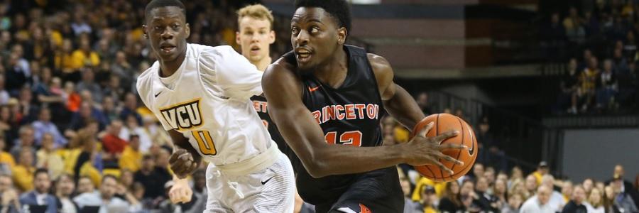 MAR 15 - Princeton Vs Notre Dame Lines, Betting Pick & TV Info