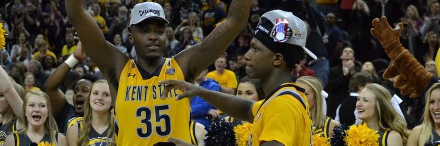MAR 16 - Kent State Vs UCLA Betting Lines, Pick & TV Info