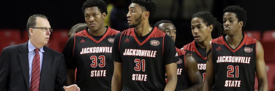 MAR 17 - Jacksonville State Vs Louisville Odds, Betting Pick & TV Info