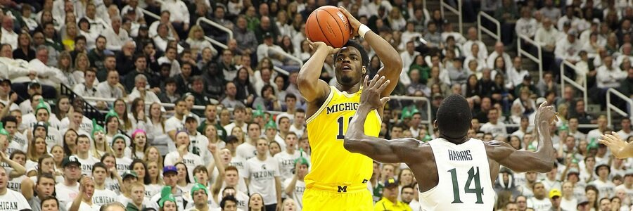 MAR 20 - NCAA Basketball Sweet 16 Betting Predictions