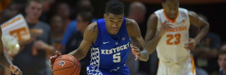 MAR 22 - UCLA Vs Kentucky Spread, Betting Pick & TV Info