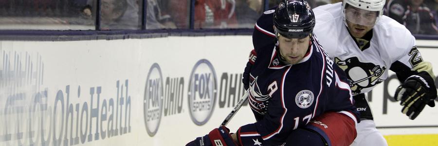 Carolina Vs Columbus NHL Odds Report