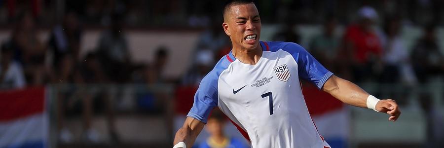 MAR 23 - USA Vs Honduras CONCACAF Odds, Betting Pick & TV Info
