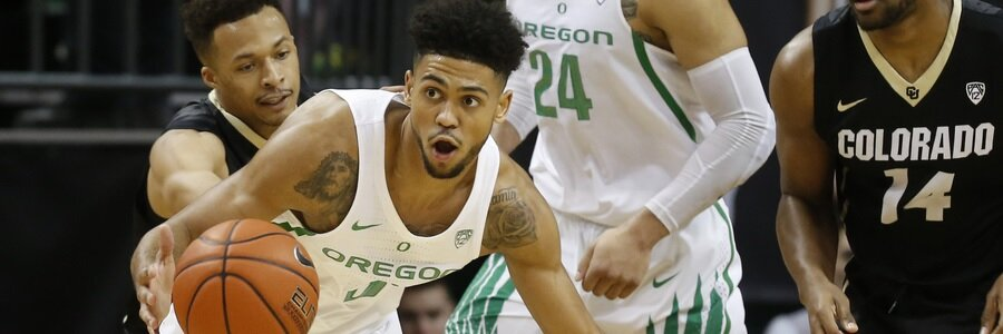 MAR 24 - Oregon Vs Kansas NCAAB Odds, Betting Pick & TV Info