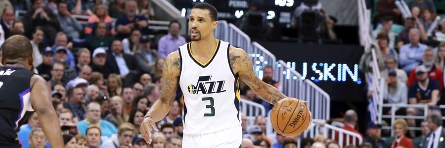 MAR 24 - Utah At Los Angeles NBA Lines, Expert Pick & TV Info