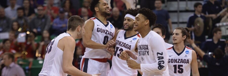 MAR 28 - NCAA Final Four Betting Gonzaga Odds