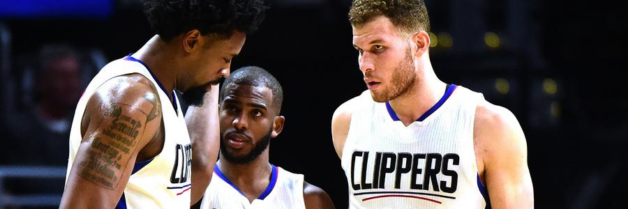 LA Lakers at LA Clippers Lines, Betting Pick & TV Info