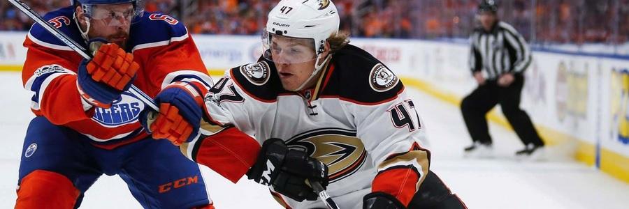 MAY 02 - NHL Game 4 Free Picks For Anaheim At Edmonton