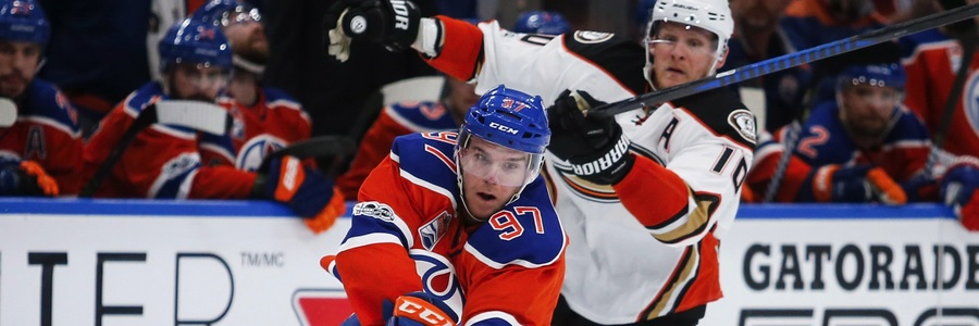 The Oilers are a huge part of the 2018 Stanley Cup Betting Predictions.