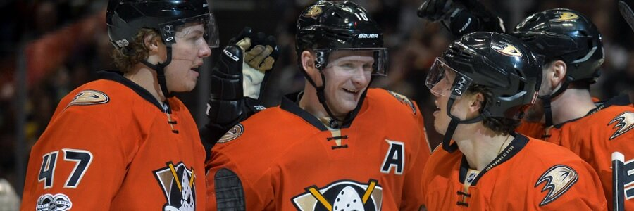 MAY 12 - Anaheim Ducks 2017 NHL Betting Analysis