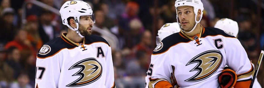 Why bet on the Anaheim Ducks